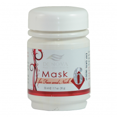 Dry Mask # 6 for Face and Neck