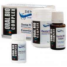ORAL BIO-COMPLEX, полный комплект включая ФИТО соль для полоскания полости рта